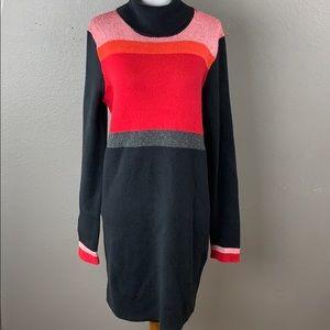 NWOT Free People Winter Break Turtleneck Sweater